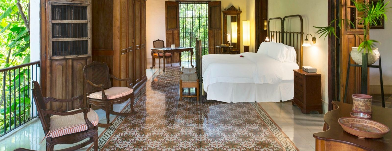 Hacienda Temozon - Presidential Suite